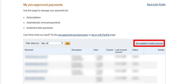 plaćanje preko Paypala