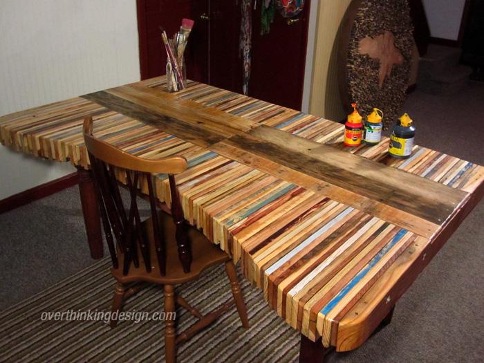 drvenih paleta