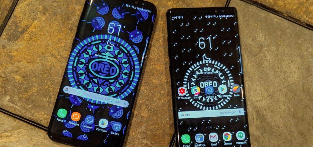 Android 8 Oreo novosti
