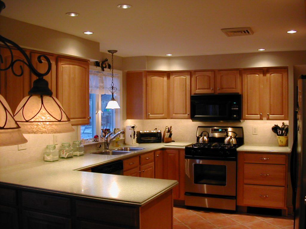 osvjetljenje kuhinje