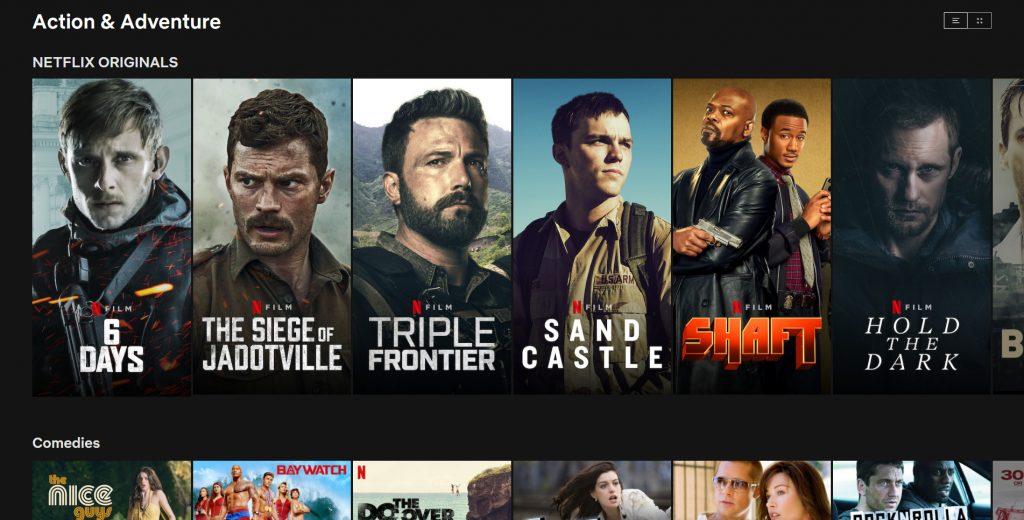 Netflix kodovi