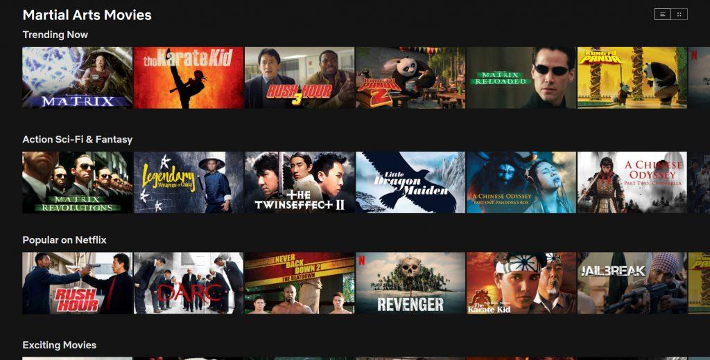 tajni Netflix kodovi