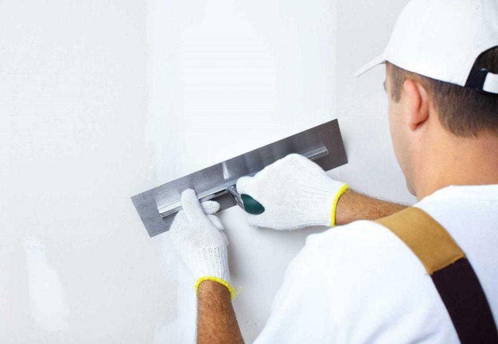 Kako popraviti napuknute zidove