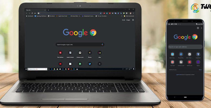 Chrome tamni način rada