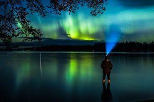 Kako nastaje aurora borealis - eKako