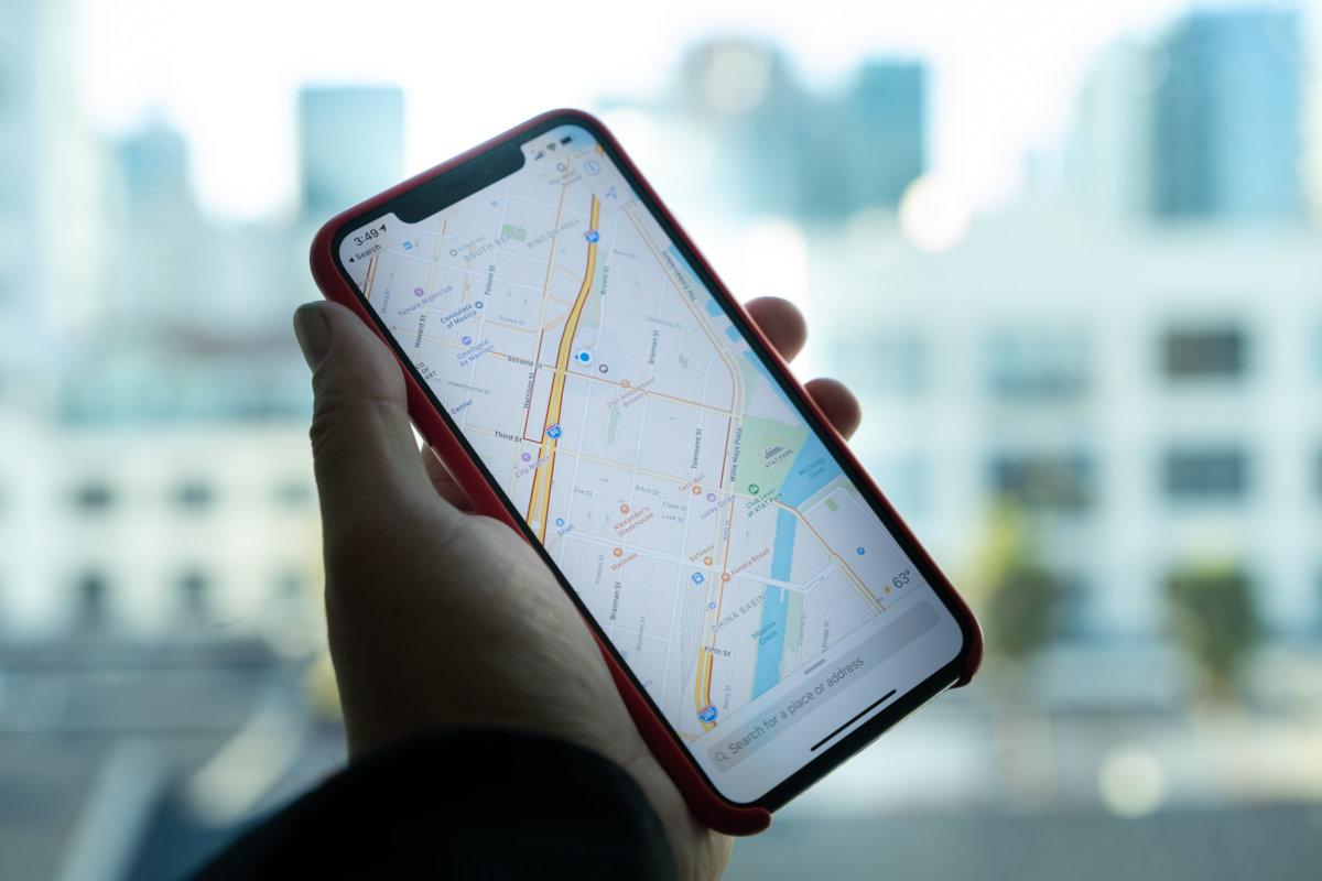 koje aplikacije imaju pristup lokaciji