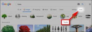 Kako pretraživati slike na Google-u koristeći boju kao filter